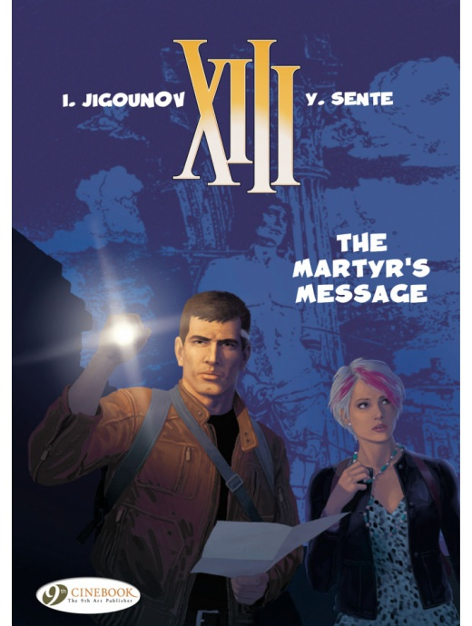 XIII 22 - The Martyr\'s Message