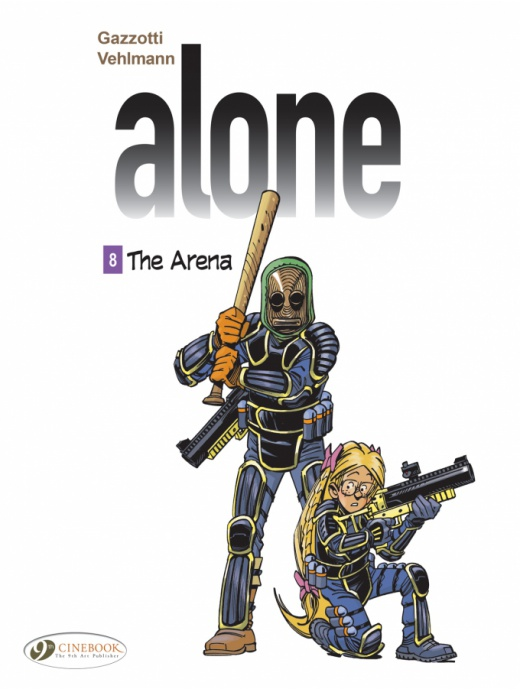 Alone 8 - The Arena
