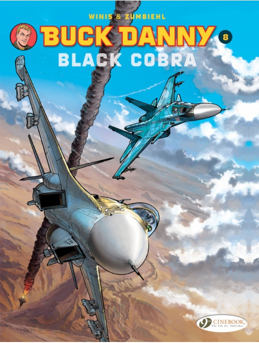 Buck Danny 08 - Black Cobra