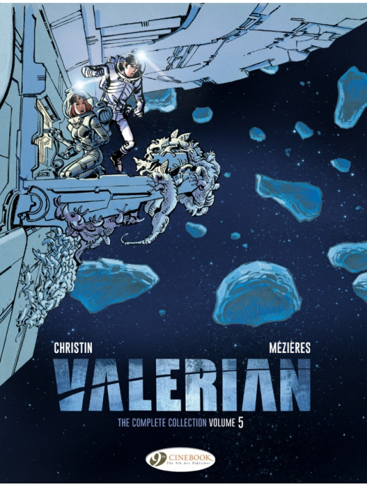 Valerian - The Complete Collection Vol. 5