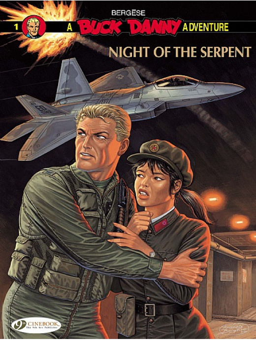 Buck Danny 1 - Night of the Serpent