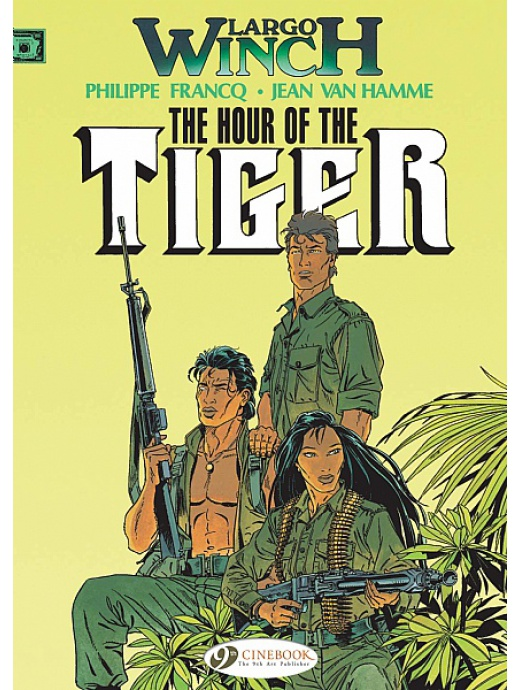 04 - The Hour of the Tiger