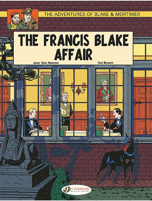 Blake & Mortimer 04 - The Francis Blake Affair