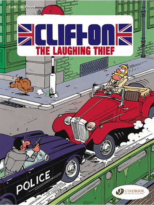 Clifton 2 - The Laughing Thief