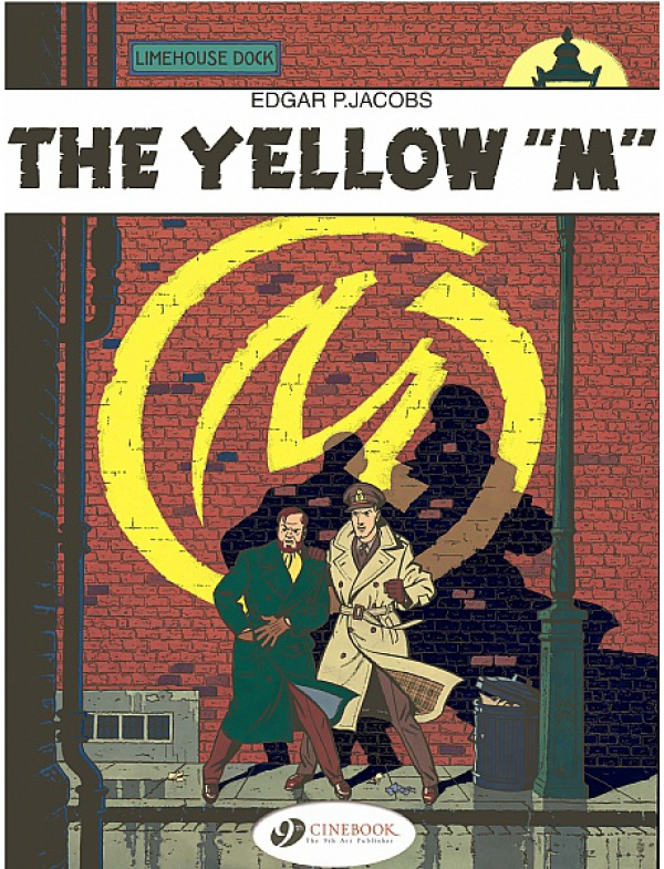 BLAKE & MORTIMER 01 YELLOW M