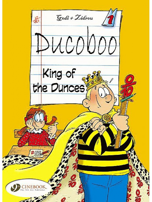 Ducoboo 1 - King of the Dunces