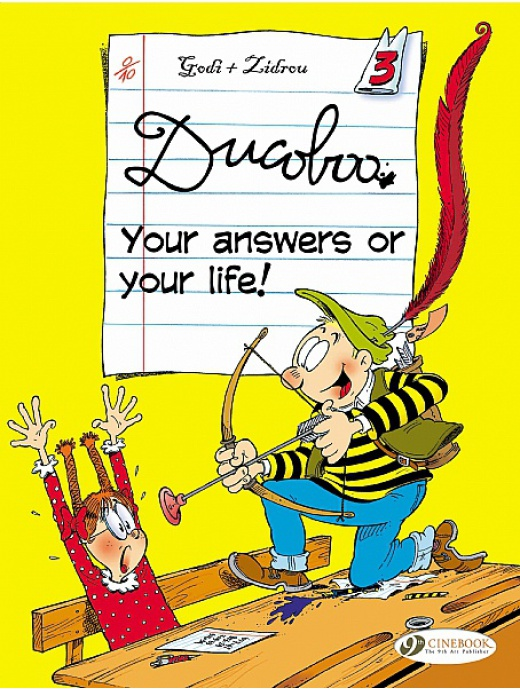 Ducoboo 3 - Your Answers or your Life