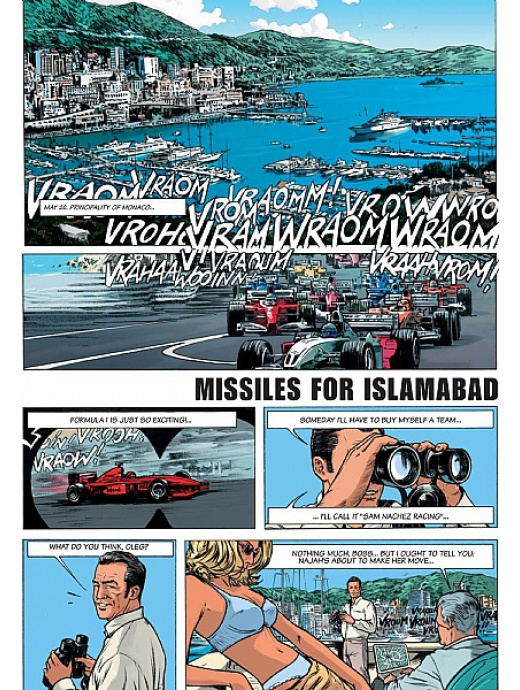 Insiders 2 - Missiles for Islamabad