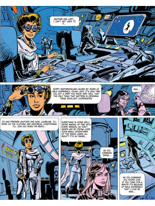 Valerian 07 - On the False Earths