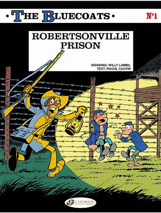 The Bluecoats 01 - Robertsonville Prison