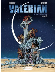 Valerian - The Complete Collection Vol. 6