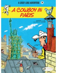 Lucky Luke 71 - A Cowboy in Paris