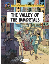 Blake & Mortimer 25 - The Valley of the Immortals Part 1