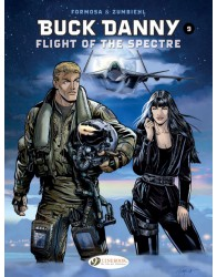 Buck Danny 09 - Flight of the Spectre
