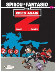 Spirou & Fantasio 16 - The Z Rises again