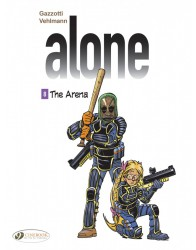 Alone 08 - The Arena
