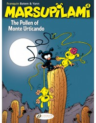 The Marsupilami 4 - The Pollen of Monte Urticando