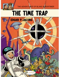 Blake & Mortimer 19 - The Time Trap