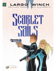 Largo Winch 18 - Scarlet Sails