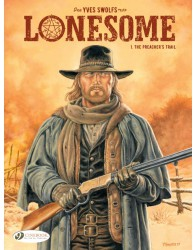 Lonesome 1 - The Preacher's Trail