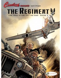 The Regiment - The True Story of the SAS Book 3