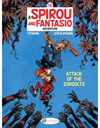 Spirou & Fantasio 18 - Attack of the Zordolts