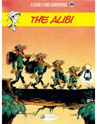 Lucky Luke 80 - The Alibi