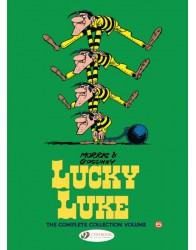 Lucky Luke  - The Complete Collection Volume 5