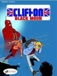 Clifton 4 - The Black Moon