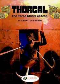 Thorgal 02- The Three Elders of Aran