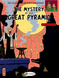 Blake & Mortimer 03 - The Mystery of the Great Pyramid Part II