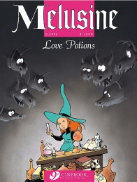 Melusine 4 - Love Potions