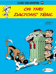 Lucky Luke 19 - On the Daltons' Trail