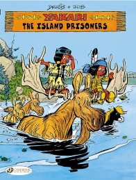 Yakari 07 - The Island Prisoners