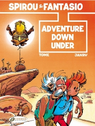 Spirou & Fantasio 01 - Adventure Down Under