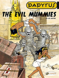 Papyrus 04 - The Evil Mummies
