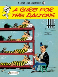 Lucky Luke 23 - A Cure for the Daltons