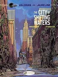 Valerian 01 - The City of Shifting Waters