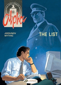 Alpha 3 - The List