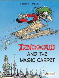Iznogoud 06 - Iznogoud and the Magic Carpet