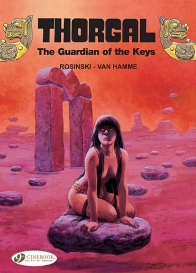 09 - The Guardian of the Keys
