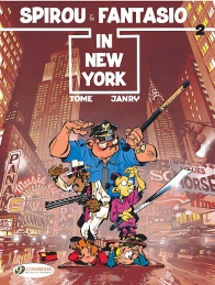 Spirou & Fantasio 02 - Spirou in New York