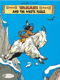 08- Yakari and the White Fleece