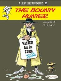 Lucky Luke 26 - The Bounty Hunter