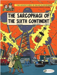 Blake & Mortimer 09 - The Sarcophagi of the Sixth Continent Pt1
