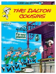 Lucky Luke 28 - The Dalton Cousins