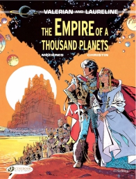 Valerian 02  - The Empire of a Thousand Planets