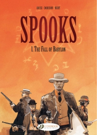 SPOOKS 1 - The Fall of Babylon
