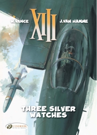 XIII 11 - Three Silver Watches