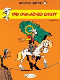 Lucky Luke 33 - The One-Armed Bandit